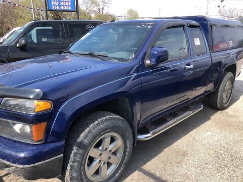 2012 Chevrolet Colorado for sale at Sonny Gerber Auto Sales in Omaha NE