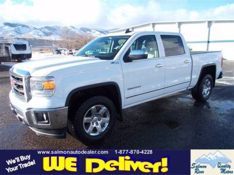 2015 GMC Sierra 1500 for sale at QUALITY MOTORS in Salmon ID
