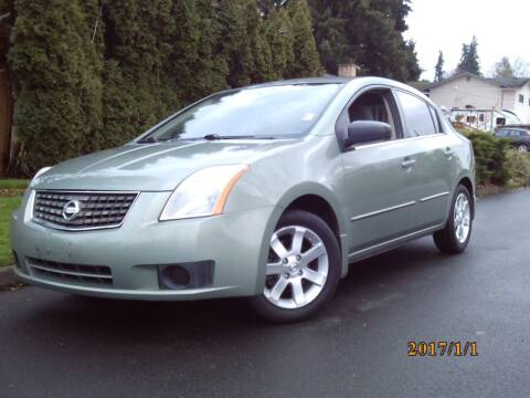 2007 Nissan Sentra for sale at Redline Auto Sales in Vancouver WA