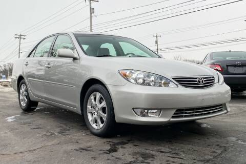 2005 Toyota Camry for sale at Knighton's Auto Services INC in Albany NY