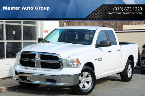 2014 RAM Ram Pickup 1500 for sale at Master Auto Group in Raleigh NC