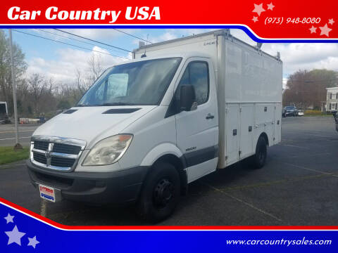 2007 Dodge Sprinter Cab Chassis for sale at Car Country USA in Augusta NJ