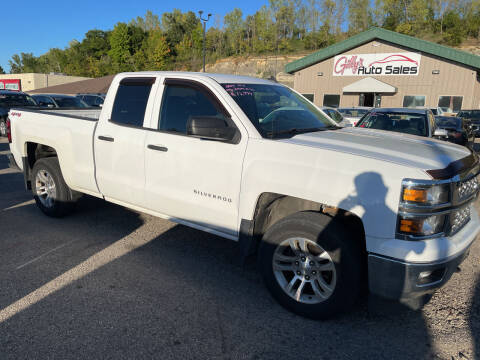 2014 Chevrolet Silverado 1500 for sale at Gilly's Auto Sales in Rochester MN