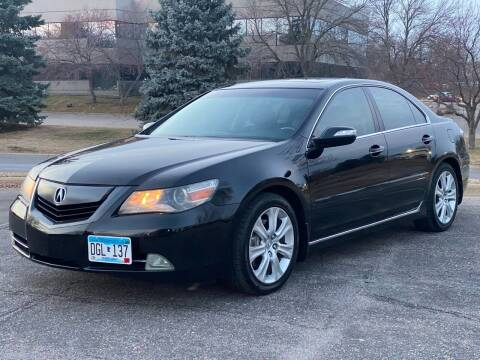2009 Acura RL for sale at North Imports LLC in Burnsville MN