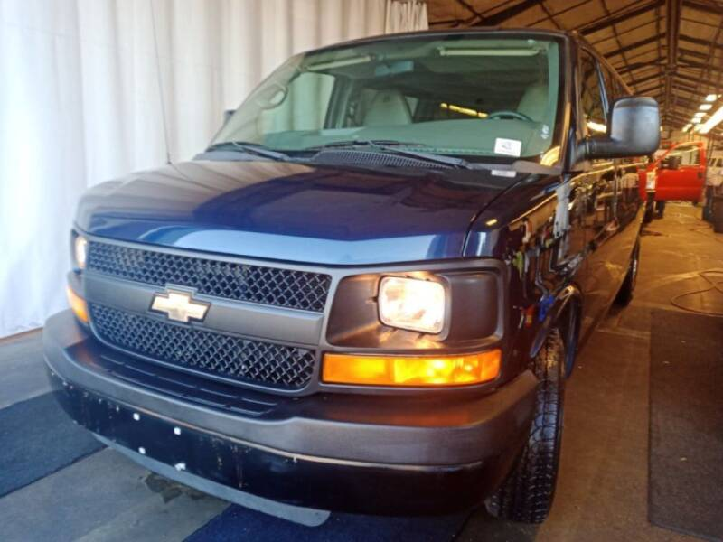 2012 Chevrolet Express Passenger for sale at Northwest Van Sales in Portland OR