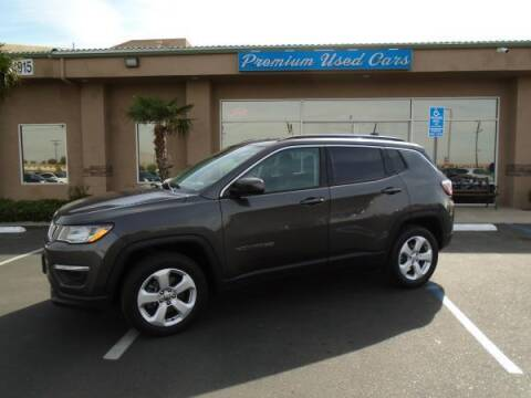 2018 Jeep Compass for sale at Family Auto Sales in Victorville CA