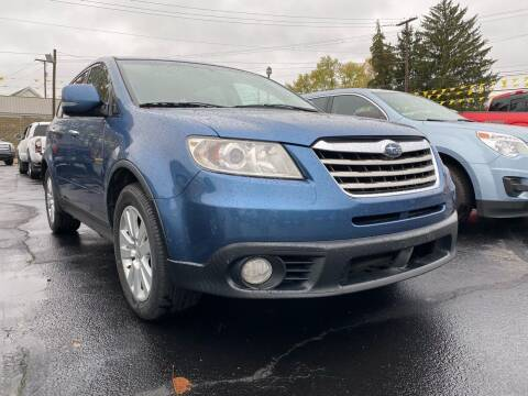 2009 Subaru Tribeca for sale at Auto Exchange in The Plains OH
