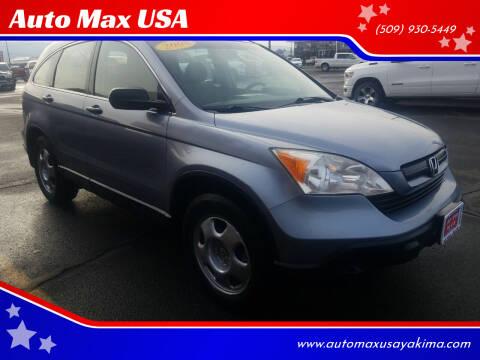 2008 Honda CR-V for sale at Auto Max USA in Yakima WA