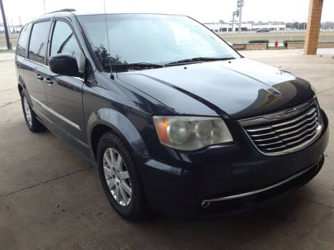 2014 Chrysler Town and Country for sale at Auto Haus Imports in Grand Prairie TX