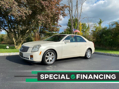 2004 Cadillac CTS for sale at QUALITY AUTOS in Hamburg NJ