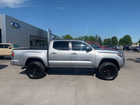 2020 Toyota Tacoma for sale at St. Louis Used Cars in Ellisville MO