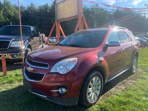 2010 Chevrolet Equinox for sale at CARS R US in Caro MI