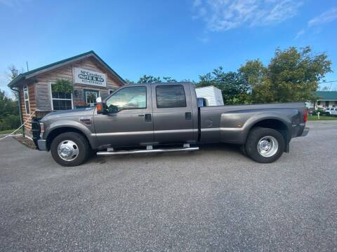 2008 Ford F-350 Super Duty for sale at MCCROSKEY AUTO & RV in Bluff City TN