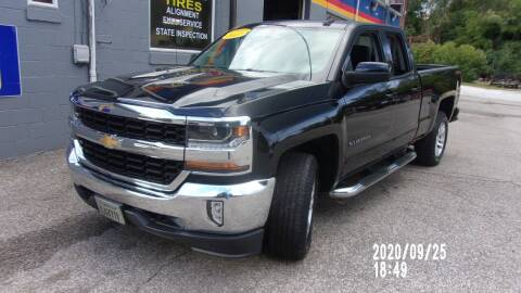 2017 Chevrolet Silverado 1500 for sale at Allen's Pre-Owned Autos in Pennsboro WV