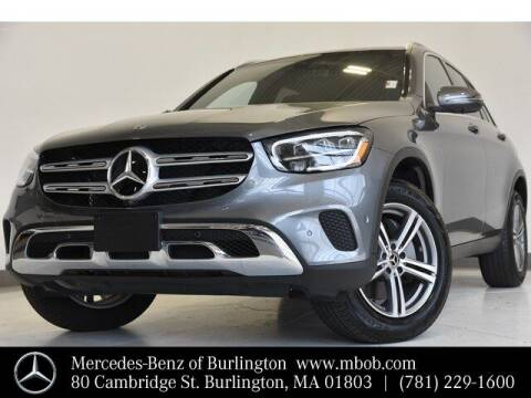 2020 Mercedes-Benz GLC for sale at Mercedes Benz of Burlington in Burlington MA