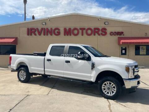 2019 Ford F-250 Super Duty for sale at Irving Motors Corp in San Antonio TX