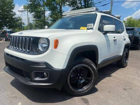 2015 Jeep Renegade for sale at iDeal Auto in Raleigh NC