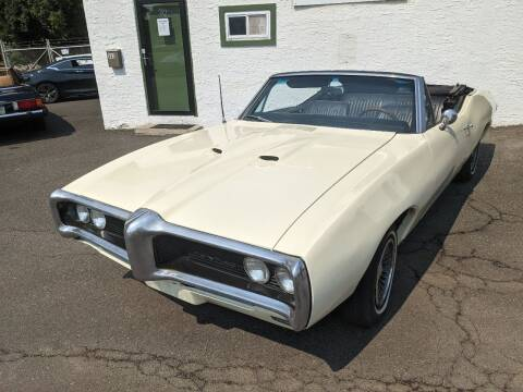 1968 Pontiac GTO for sale at Cash 4 Cars in Penndel PA