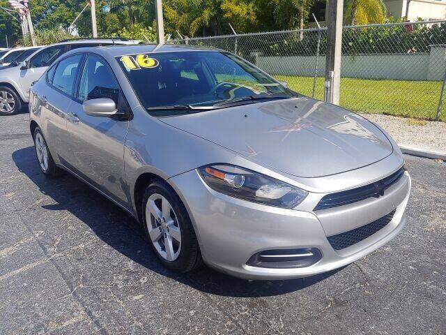 2016 Dodge Dart for sale at Brascar Auto Sales in Pompano Beach FL