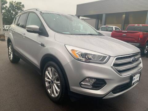 2017 Ford Escape for sale at Ford Trucks in Ellisville MO