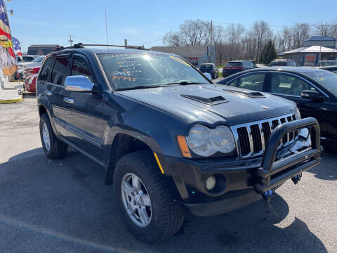 2007 Jeep Grand Cherokee for sale at Peter Kay Auto Sales in Alden NY