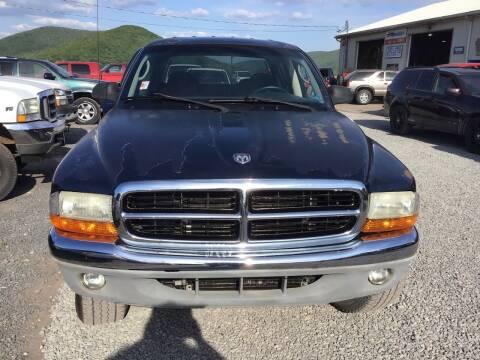 2003 Dodge Dakota for sale at Troys Auto Sales in Dornsife PA