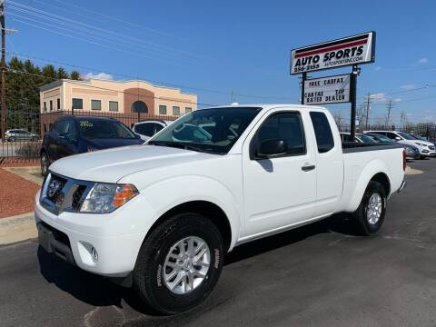 2015 Nissan Frontier for sale at Auto Sports in Hickory NC