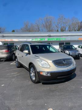 2012 Buick Enclave for sale at Glory Motors in Rock Hill SC
