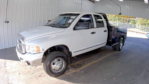 2004 Dodge Ram Pickup 3500 for sale at Gator Truck Center of Ocala in Ocala FL