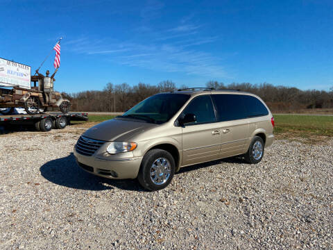 2006 Chrysler Town and Country for sale at Ken's Auto Sales & Repairs in New Bloomfield MO