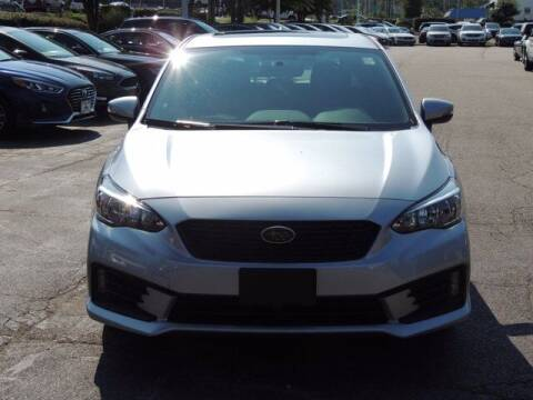 2020 Subaru Impreza for sale at Auto Finance of Raleigh in Raleigh NC