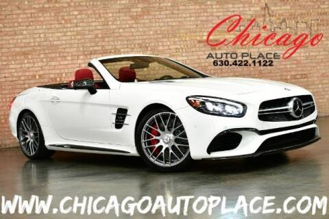 2017 Mercedes-Benz SL-Class for sale at Chicago Auto Place in Bensenville IL