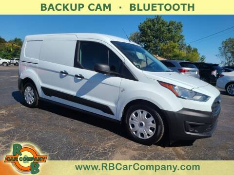 2019 Ford Transit Connect Cargo for sale at R & B CAR CO - R&B CAR COMPANY in Columbia City IN