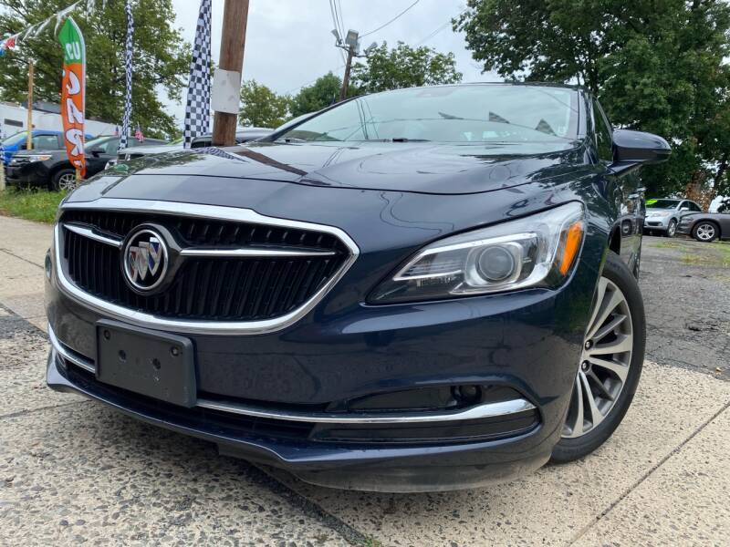 2017 Buick LaCrosse for sale at Best Cars R Us LLC in Irvington NJ