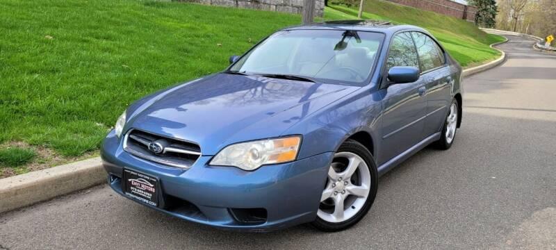 2006 Subaru Legacy for sale at ENVY MOTORS LLC in Paterson NJ