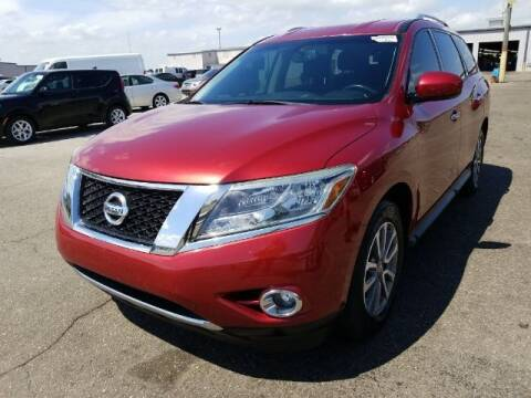 2016 Nissan Pathfinder for sale at Adams Auto Group Inc. in Charlotte NC