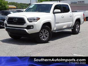 2018 Toyota Tacoma for sale at Used Imports Auto - Southern Auto Imports in Stone Mountain GA