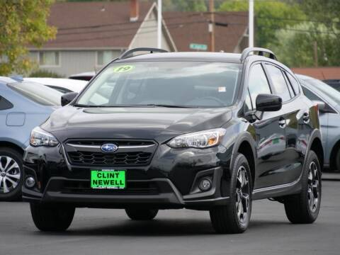 2019 Subaru Crosstrek for sale at CLINT NEWELL USED CARS in Roseburg OR