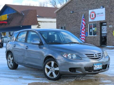 2006 Mazda MAZDA3 for sale at Big Man Motors in Farmington MN