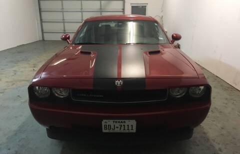 2010 Dodge Challenger for sale at Affordable Auto Sales in Dallas TX