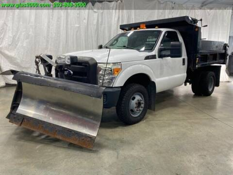 2011 Ford F-350 Super Duty for sale at Green Light Auto Sales LLC in Bethany CT