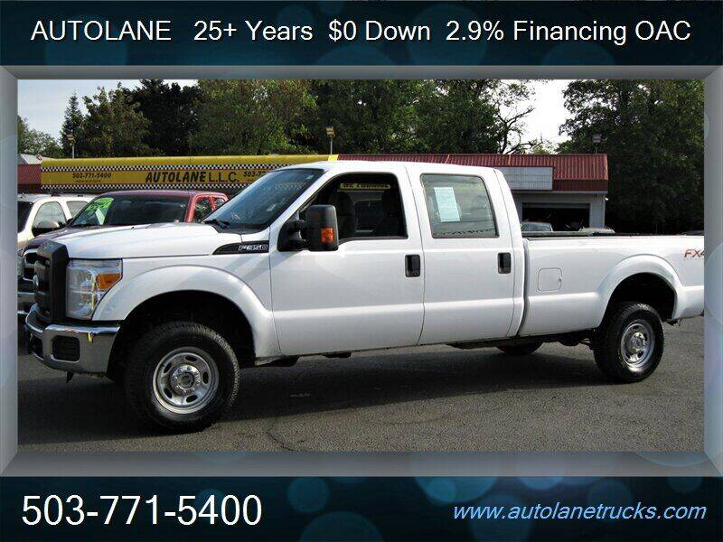 2013 Ford F-350 Super Duty for sale at Auto Lane in Portland OR