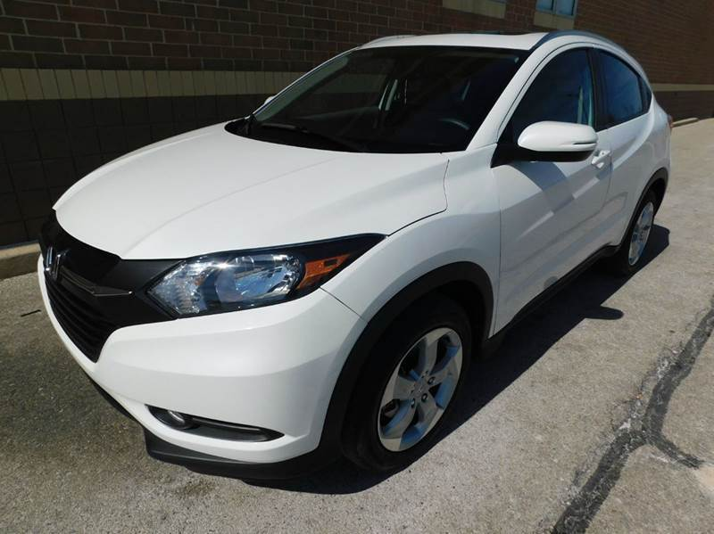 2016 Honda HR-V for sale at Macomb Automotive Group in New Haven MI
