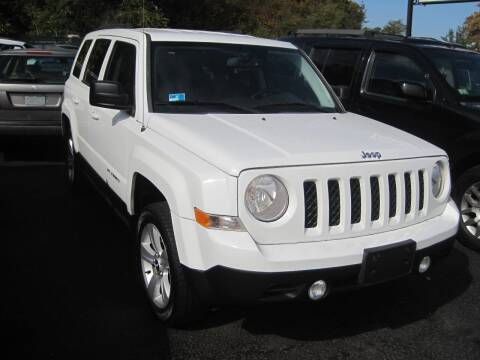2013 Jeep Patriot for sale at Zinks Automotive Sales and Service - Zinks Auto Sales and Service in Cranston RI