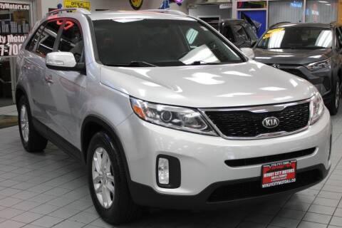 2014 Kia Sorento for sale at Windy City Motors in Chicago IL
