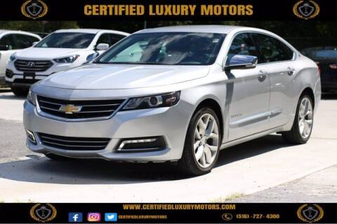2019 Chevrolet Impala for sale at Certified Luxury Motors in Great Neck NY