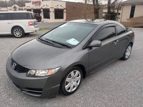 2010 Honda Civic for sale at Wholesale Auto Inc in Athens TN