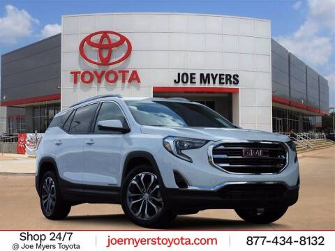 2019 GMC Terrain for sale at Joe Myers Toyota PreOwned in Houston TX