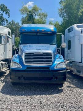 2008 Freightliner Columbia 120 for sale at JAG TRUCK SALES in Houston TX