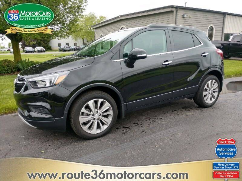 2019 Buick Encore for sale at ROUTE 36 MOTORCARS in Dublin OH